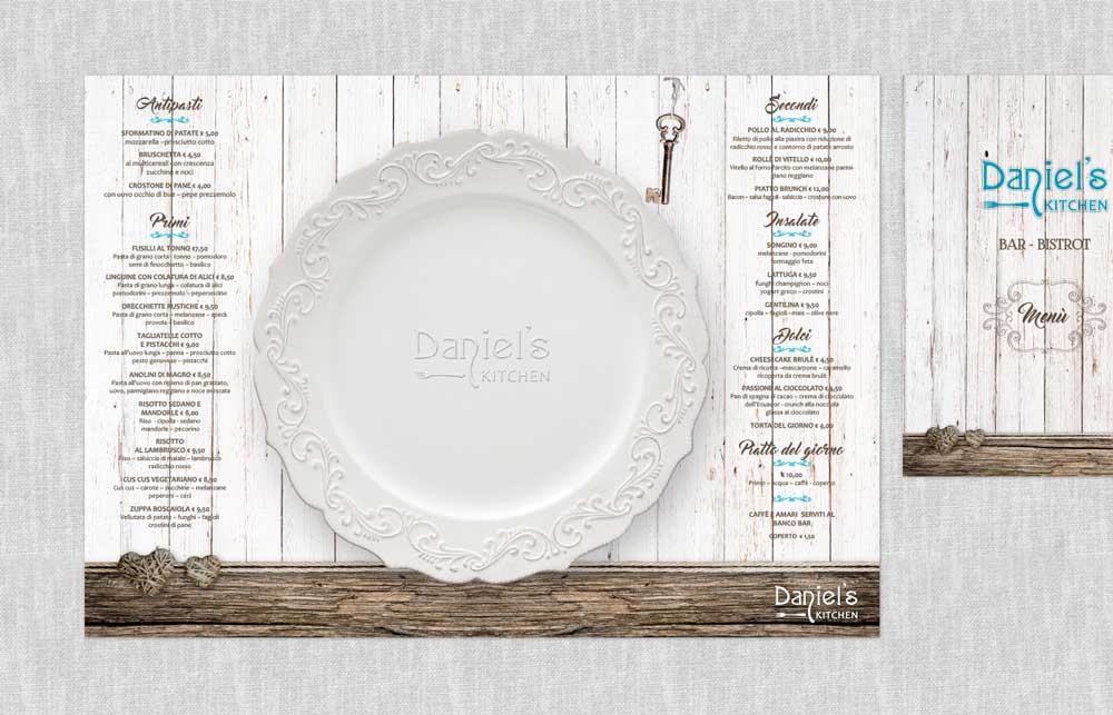 Daniel's Kitchen grafica